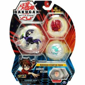 Spin Master Bakugan Battle Planet Darkus Kelion 20118473