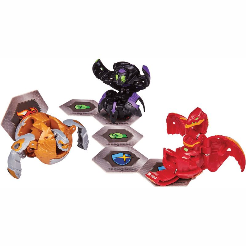 Spin Master Bakugan Battle Planet Brawlers: Starter Pack - Aurelus Gorthion 20118474