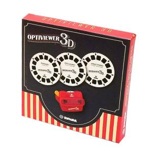 Svoora Δίσκοι σετ 3 Θέματα για 3D Optiviewer  (262-3002DS- 03006)