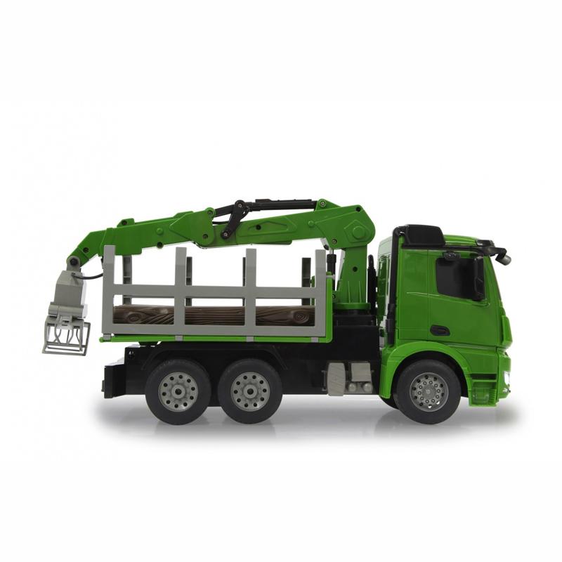 Jamara Rastar RC Timber Truck Mercedes-Benz Arocs 1:20 2,4GHz