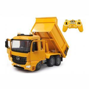 Jamara RC Dump Truck Mercedes-Benz Actros 1:20 2,4GHz