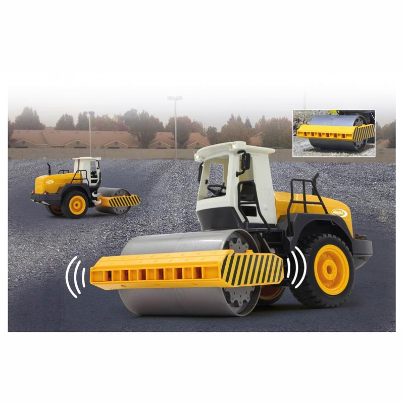 Jamara RC Οδοστρωτήρας Road Roller 1:20 2,4GHz
