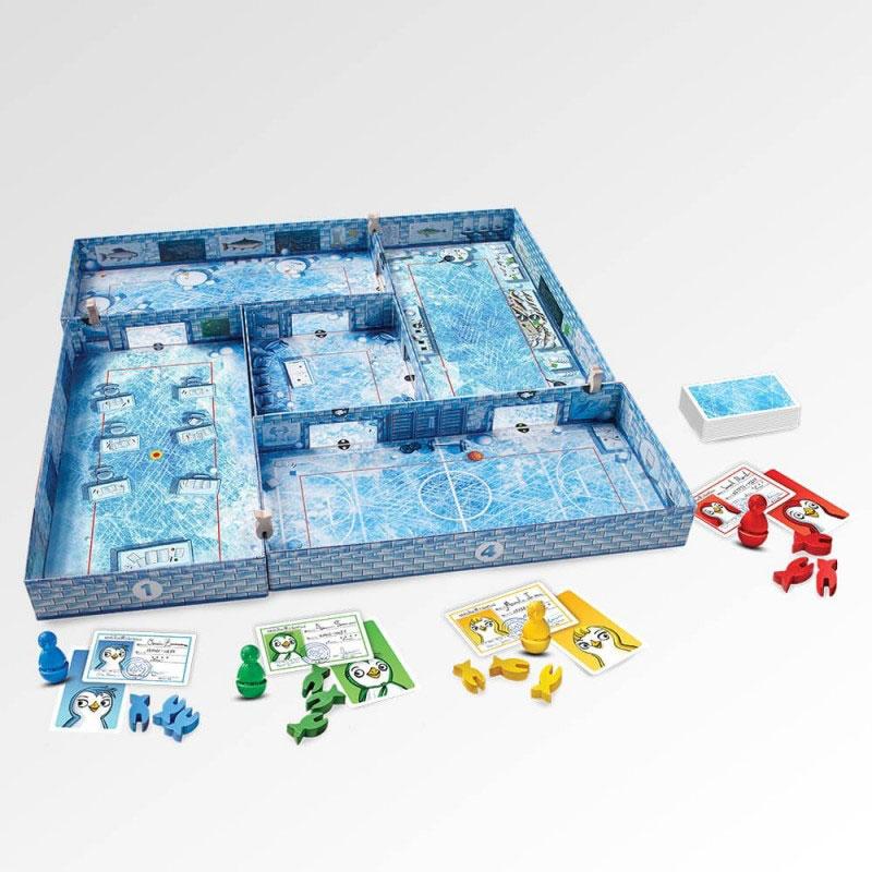 Desyllas Games Επιτραπέζιο Παγοδρομίες 520136
