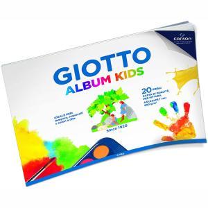 Giotto Album Kids Α3 200gr 20 φύλλων 580500