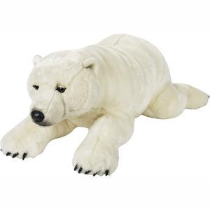 Lelly National Geographic Λούτρινο Πολική Αρκούδα Τεράστια 118cm 770807
