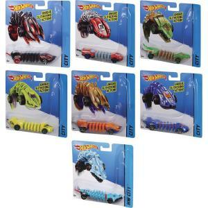 Mattel Hot Wheels Σκουλήκια- διάφορα σχέδια (BBY78)