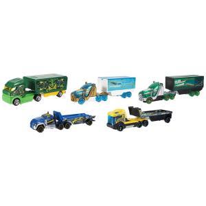 Mattel Hot Wheels Νταλίκες- Διάφορα σχέδια (BFM60)