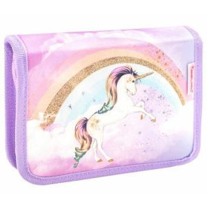 BeLMil Κασετίνα Διπλή Rainbow Unicorn (BKG-33572RUN)