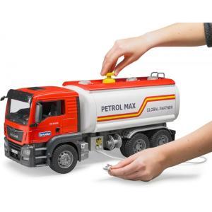 Bruder Φορτηγό Βυτιοφόρο Man Petrol Max 1:16 BR003775