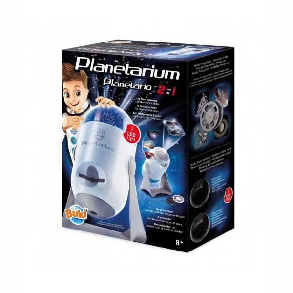 Buki Πλανητάριο 2 σε 1 BUK-7250