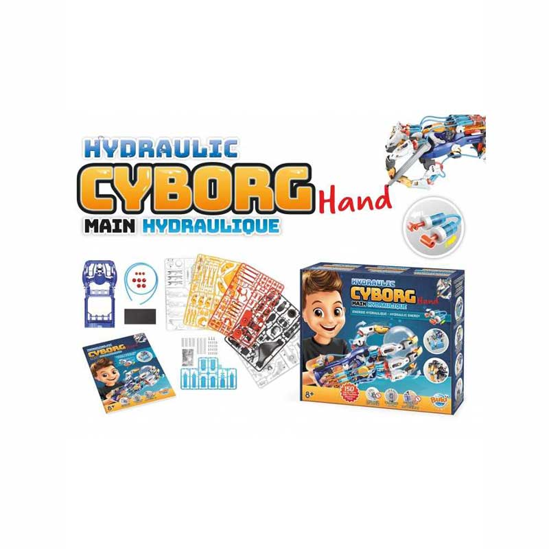 Buki Science Υδραυλικό Χέρι BUK-7508