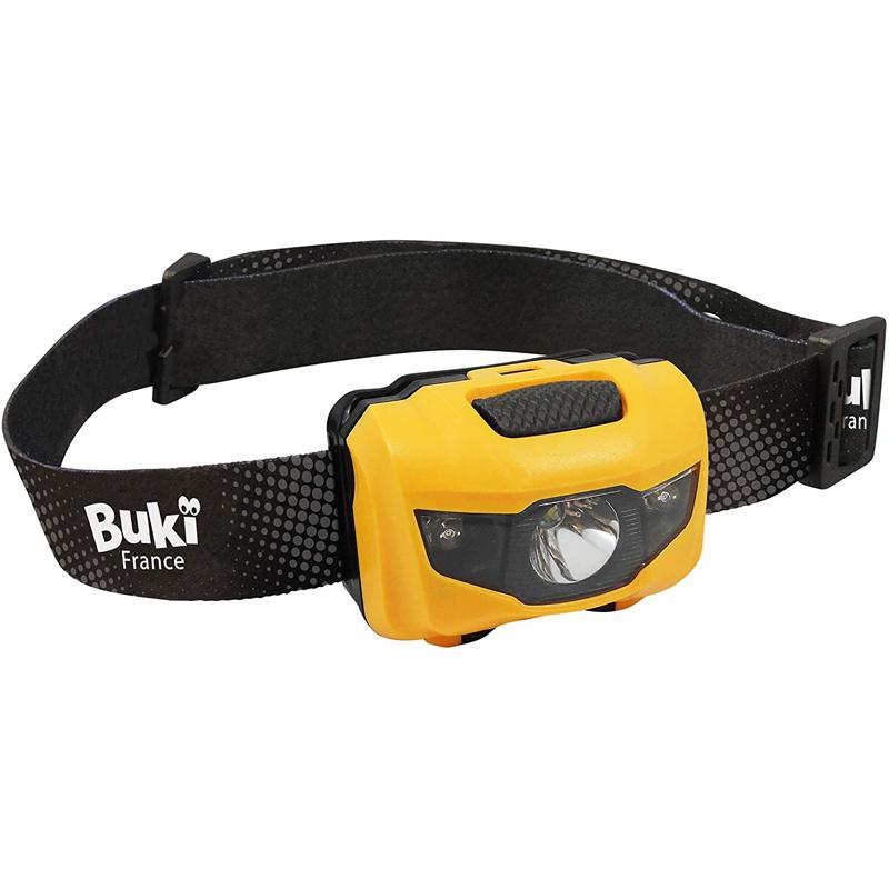 Buki Εξερευνητικός Φακός Κεφαλής BN012