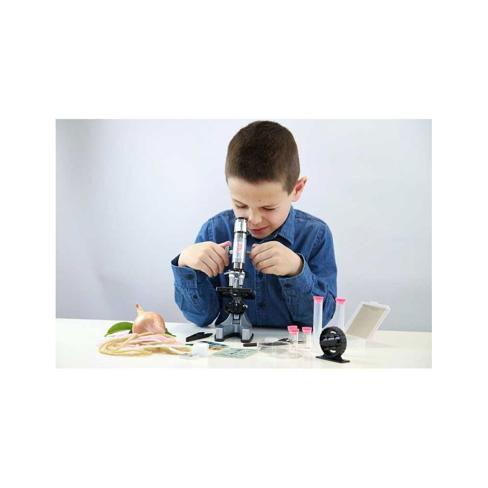 Buki Μικροσκόπιο 30 Πειράματα (BUK-MS907B)