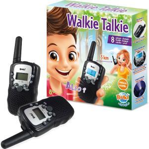 Buki Walkie Talkie 3km Εμβέλεια (BUK-TW01)