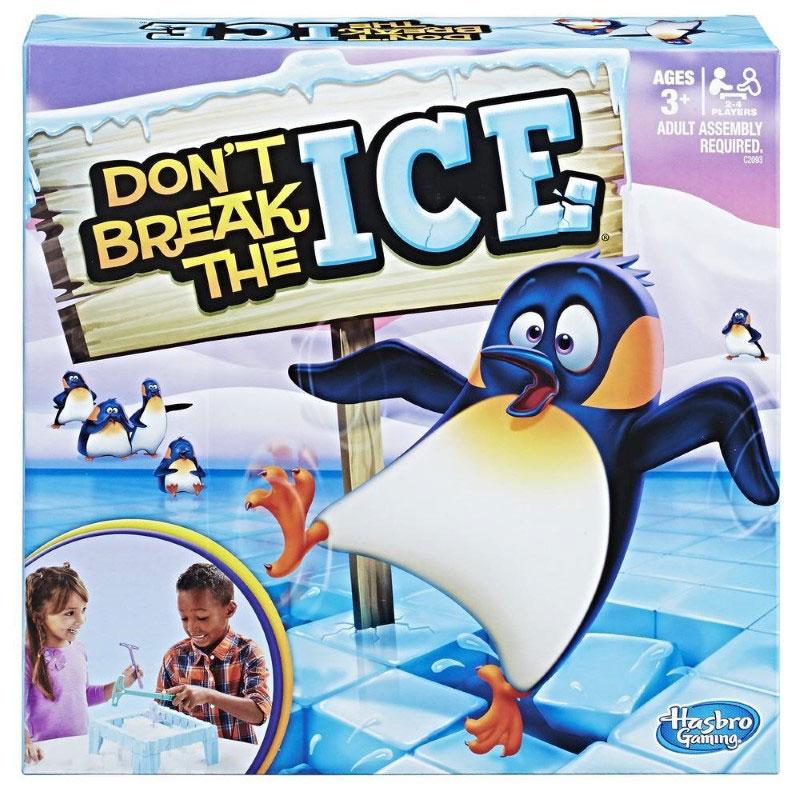 Hasbro Επιτραπέζιο Don't Break The Ice C2093