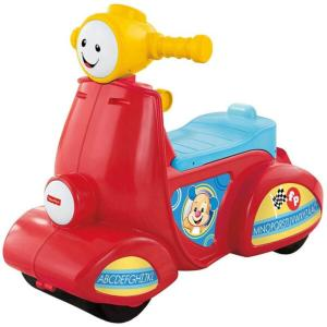 Fisher Price Εκπαιδευτικό Scooter Smart Stages