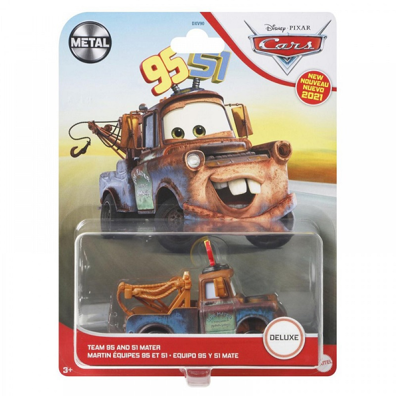 Mattel Disney Pixar Cars Οχηματάκια Oversized – Διάφορα Σχέδια DXV90