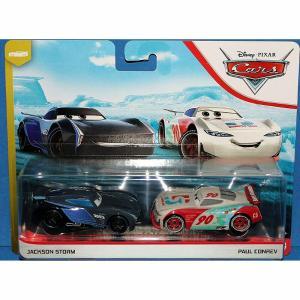 Mattel Cars Αυτοκινητάκια Σετ των 2 (DXV99)