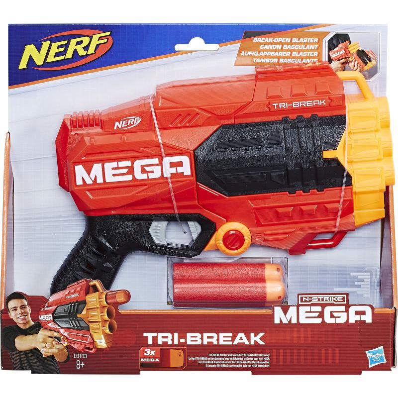Hasbro Nerf Mega Tri Break (E0103)