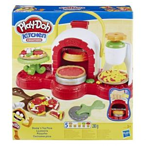 Hasbro Play-Doh Stamp N Top Pizza E4576