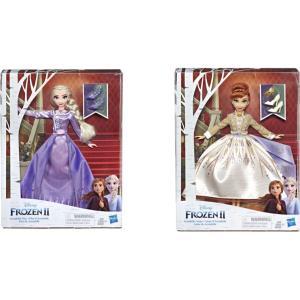 Hasbro Disney Frozen II Deluxe Fashion-2 Σχέδια E5499