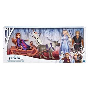 Hasbro Disney Frozen II Sledding Adventures Doll Pack (E5517)