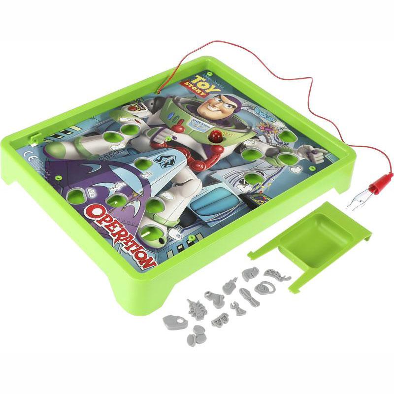 Hasbro Toy Story Operation - Οι Μικροί Γιατροί (E5642)