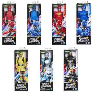 Hasbro Power Rangers 12 In Action Figure Asst E5914