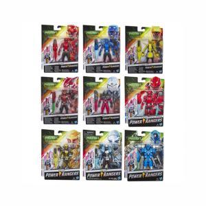 Hasbro Power Rangers Basic 6 In Figures Διάφορα Σχέδια E5915