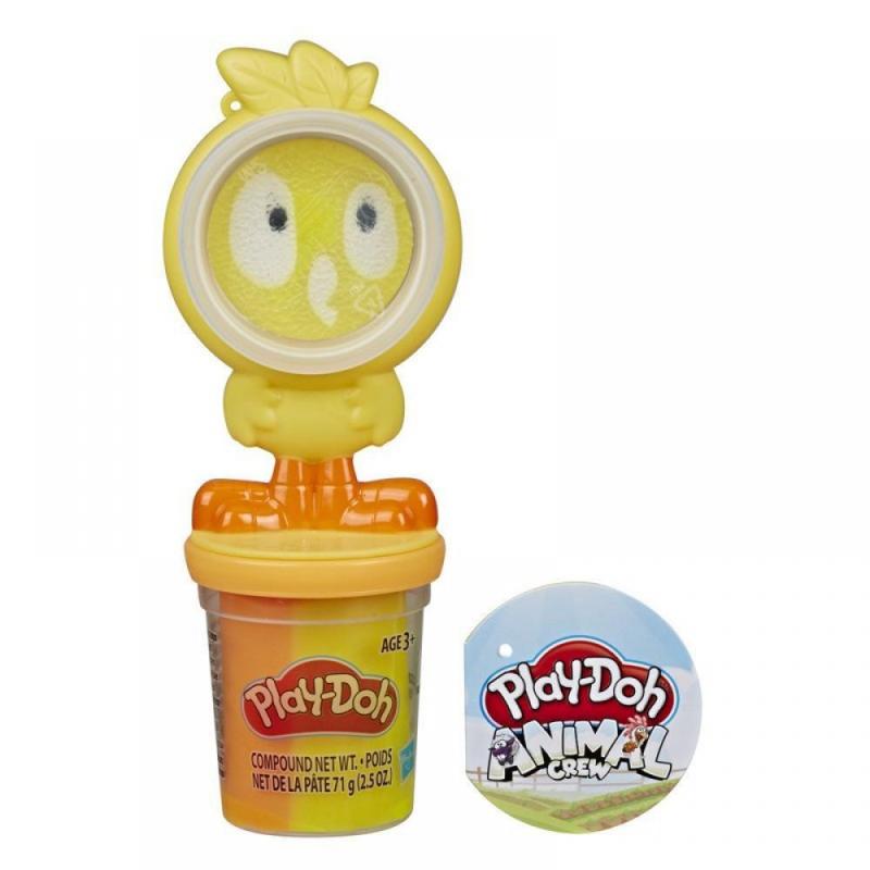 Hasbro Play-Doh Animal Crew Can Pals - Διάφορα Σχέδια E6722