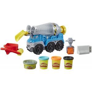 Hasbro Play-Doh Cement Truck E6891