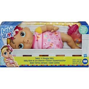 Hasbro Baby Alive Sweet 'n Snuggly Baby E7599