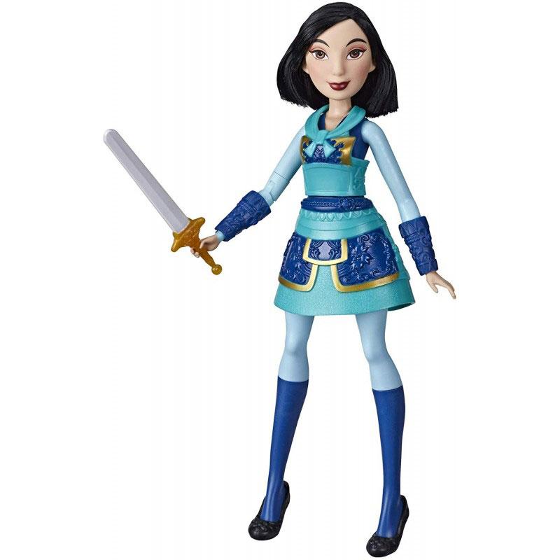 Hasbro Disney Princess Warrior Moves Mulan  E8628