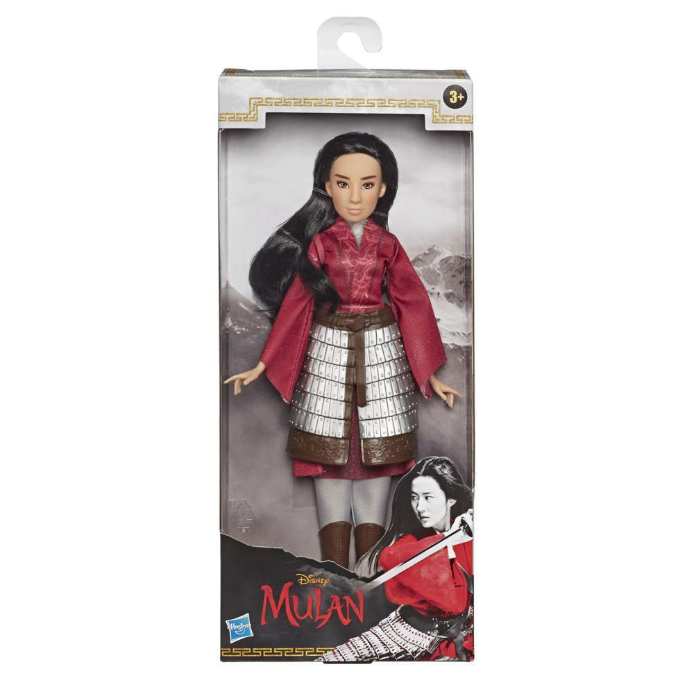 Hasbro Disney Princess Mulan Movie Fashion Doll