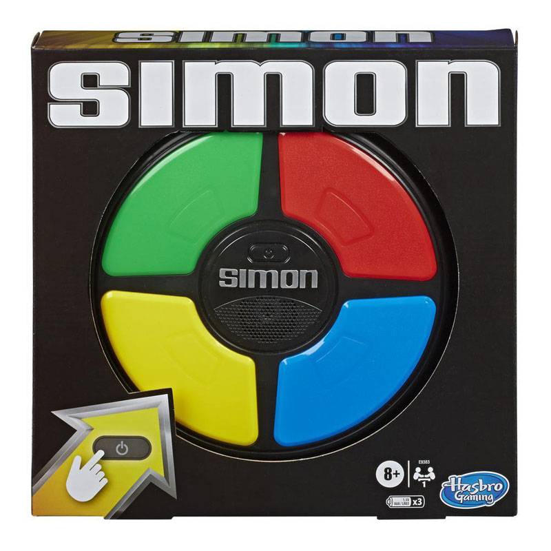 Hasbro Επιτραπέζιο Simon Classic E9383
