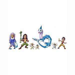 Hasbro Disney Princess Raya Kumandra Story Set E9474