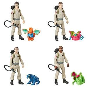 Hasbro Ghostbusters Fright Feature Ρετρό Figures 12cm Διάφορα Σχέδια E9544