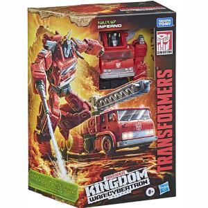 Hasbro Transformers Generations War For Cybertron: Kingdom Voyager F0365