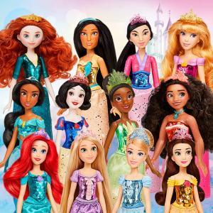 Hasbro Disney Princess Fashion Doll Royal Shimmer F0882
