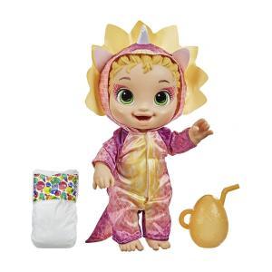 Hasbro Baby Alive Dino Cuties Doll & αξεσουάρ F0933