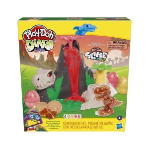 Hasbro Play-Doh Lava Bones Island F1500