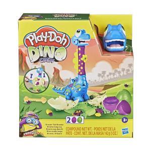 Hasbro Play-Doh Dino Crew Growin Tall Bronto F1503