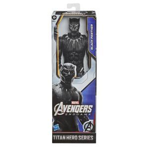 Hasbro Marvel Avengers Titan Hero Series Collectible Black Panther 30cm F2155