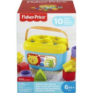 Fisher Price Κύβος με Σχήματα (FFC84)