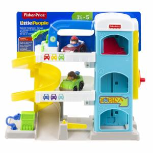 Fisher Price Little People Wheelies™ Sit N' Stand Skyway Γκαράζ FHG50