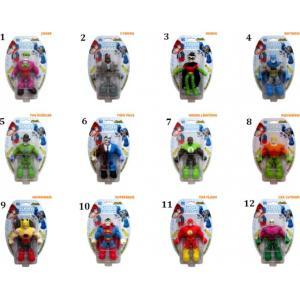 Just Toys Monsterflex Ελαστικές Φιγούρες DC Heroes- Διάφορα Σχέδια (FK0166)