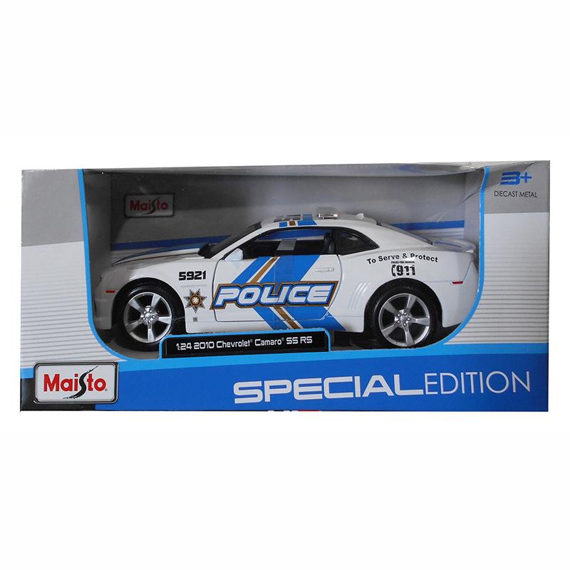 Maisto Special Edition Chevrolet Camaro SS RS 1:24