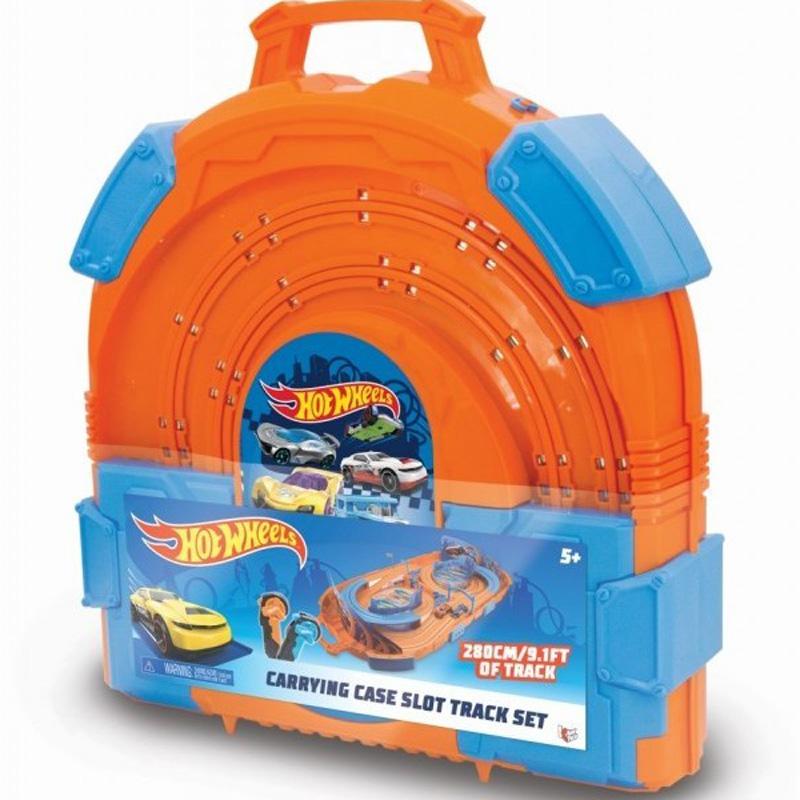 Hot Wheels Slot Carrying Case Car x 2 (83122)