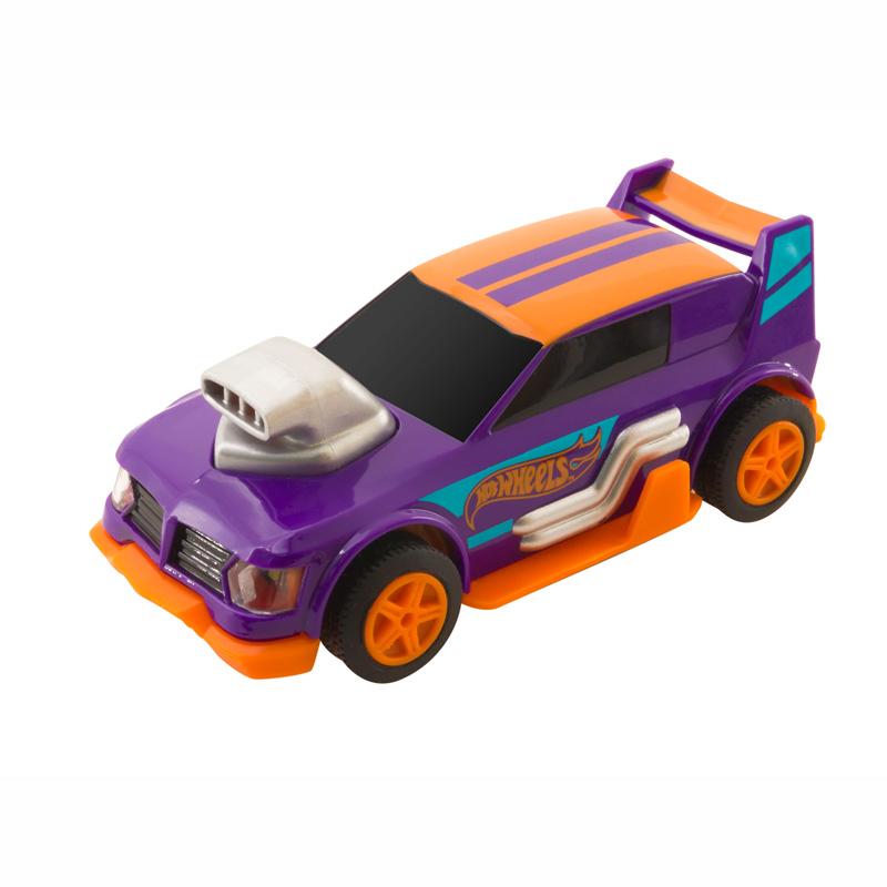 Kidz Tech Hot Wheels Slot Zero Gravity Car x 2 – 7,60m fk83162