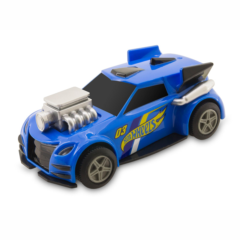 Kidz Tech Hot Wheels Slot Zero Gravity Car x 2 – 13,0m FK83169